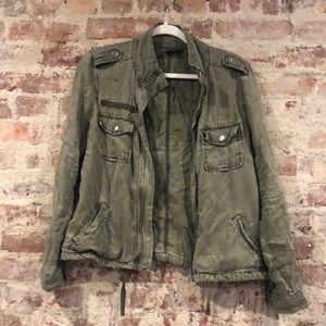 NY&C Army Green Jacket